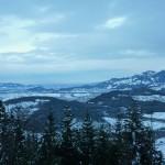 Ein Blick Richtung Bodensee