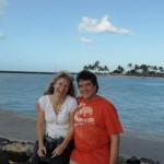 Waikiki Richtung  Honolulu