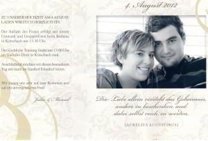 2012-08-04 Einladung Julia + Manuel