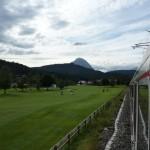 Mit der Mittenwaldbahn wieder zurück nach Innsbruck