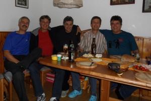 Brüdertreffen 2012 auf der Bazora