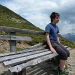 Ausblick zu den Sarntaler Bergen