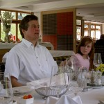 man trifft sich im Hotel Dolomitengolf in Lavant