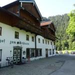 Unterkunft: Gasthof Schluxen