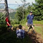 Dreiländereck - Ausblick nach Füssen
