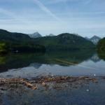 Alpsee in Hohenschwangau
